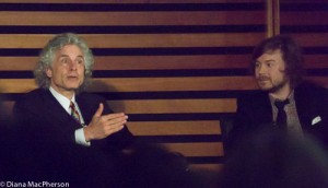 Steven Pinker Answers Questions from the Audience