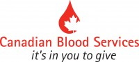 Logo for Canadian Blood Services
