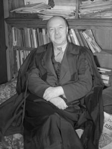 A photo of E. J. Pratt.