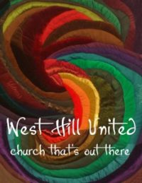 [West Hill United Church logo.]