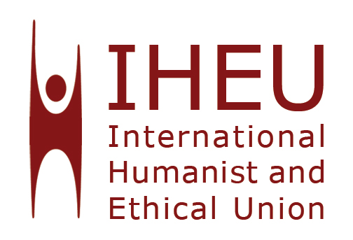 [Logo of the International Humanist and Ethical Union.]