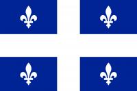 [Flag of Québec]