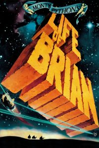 "[Movie poster for ""Monty Python's Life of Brian"".]"