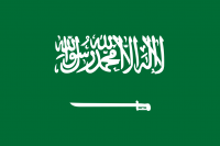 [Flag of Saudi Arabia]
