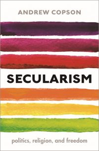 "[Book cover of ""Secularism"", by Andrew Copson]"