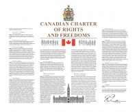[An image of the entire Canadian Charter of Rights and Freedoms, created by the Government.]