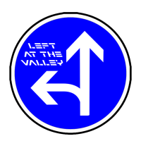 [Left at the Valley logo]